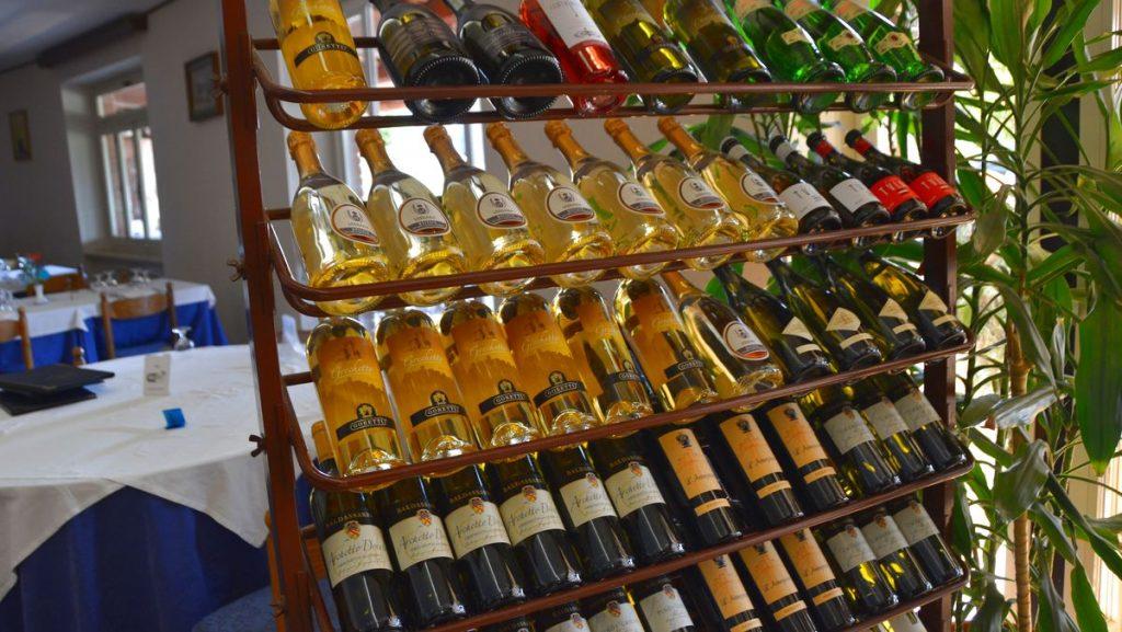 Vin hotell Gabbiano