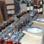Fransk middag och vinprovning