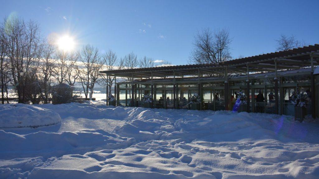Badhusparkens café i Östersund
