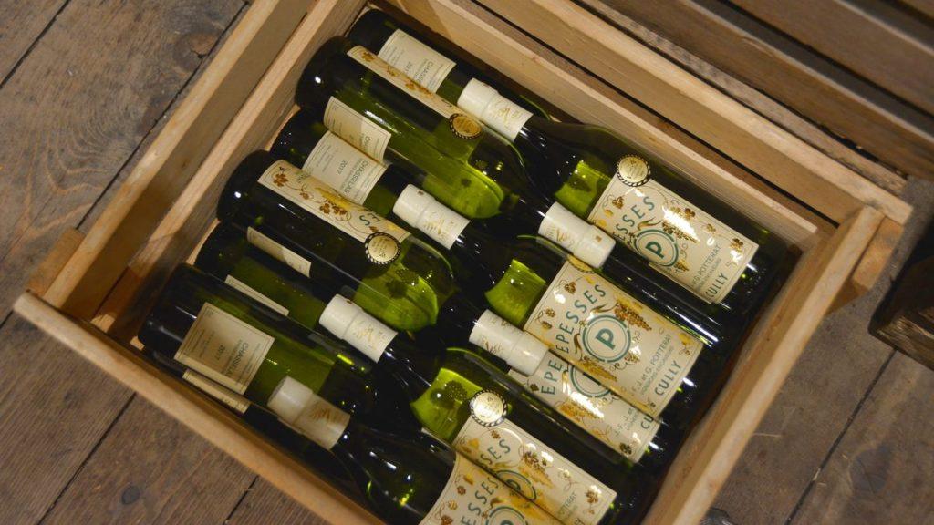 Vitt vin Schweiz