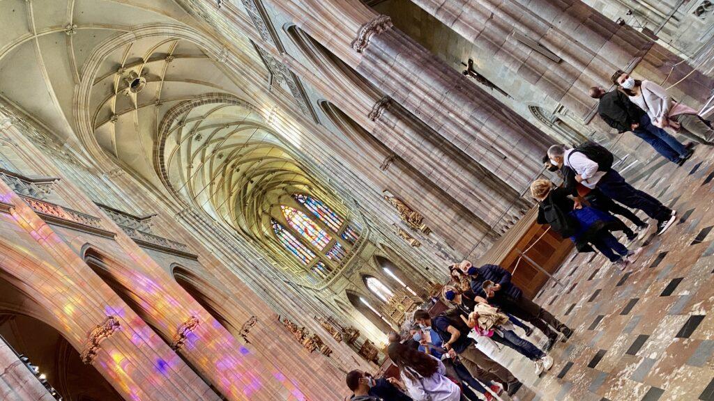 Göra i Prag - Sankt Vituskatedralen