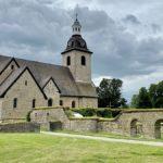 Vreta kloster – och Stjärnorps slottsruin