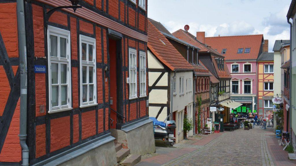 waren, rundresa i norra Tyskland