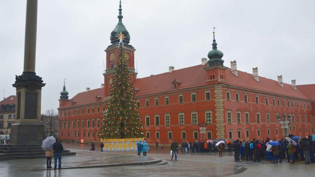 Guidad tur - på topplistan över saker att göra i Warszawa
