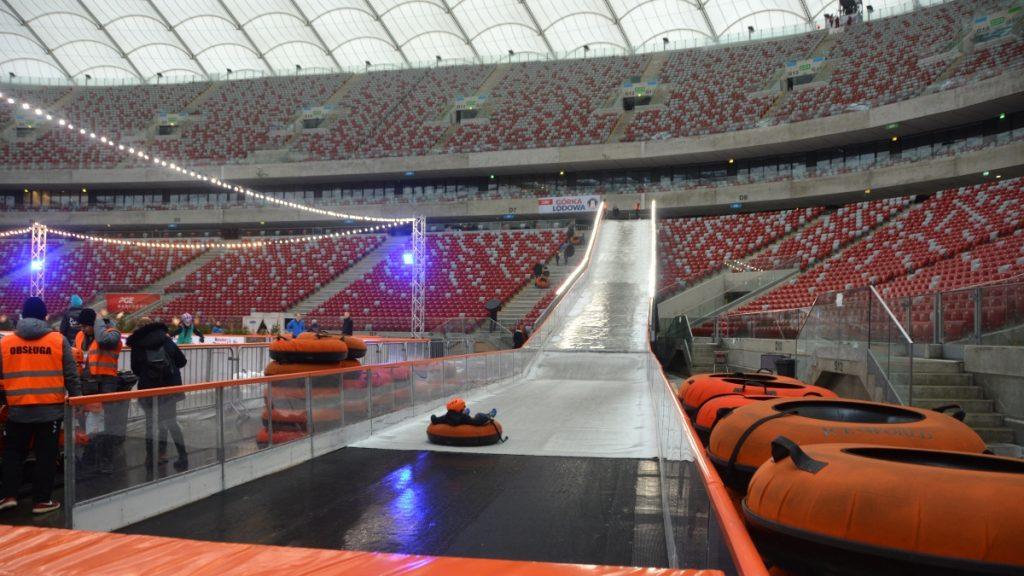 Warszawa vintersport