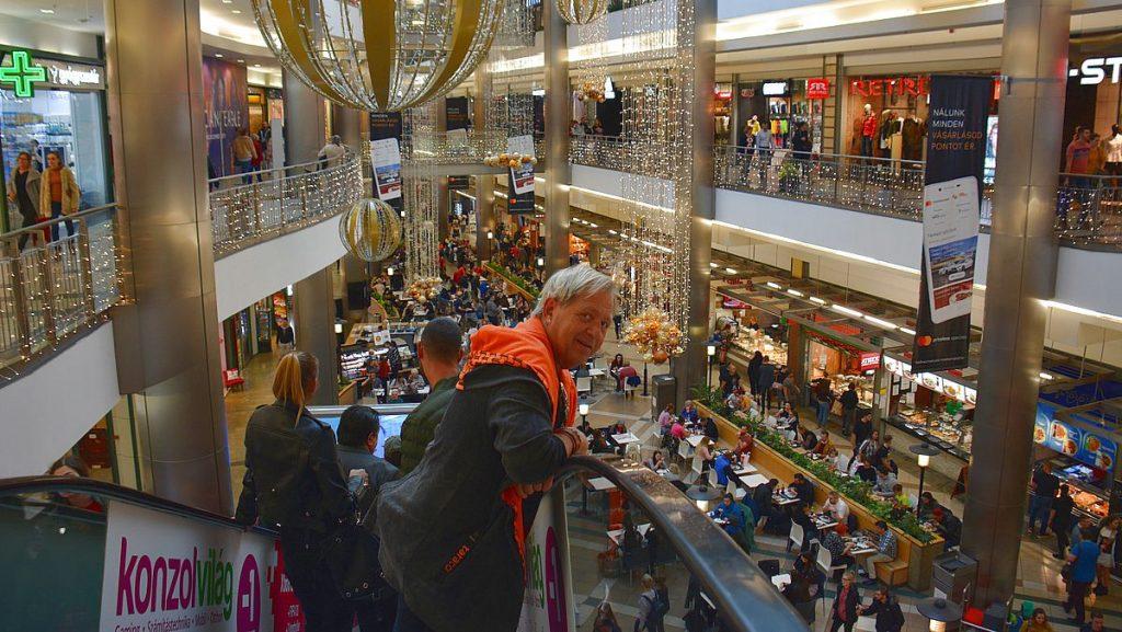 Göra i Budapest: Shoppa