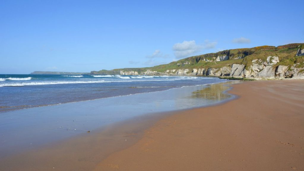 Whiterocks beach Irland