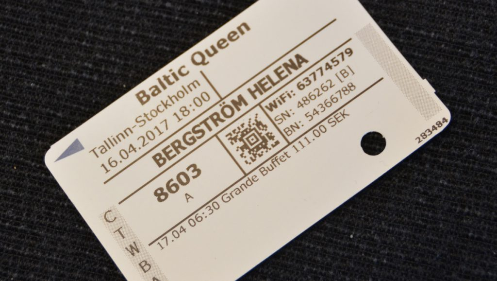 WiFi Baltic queen