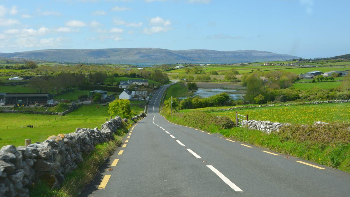 Wild Atlantic Way Irlands västkust