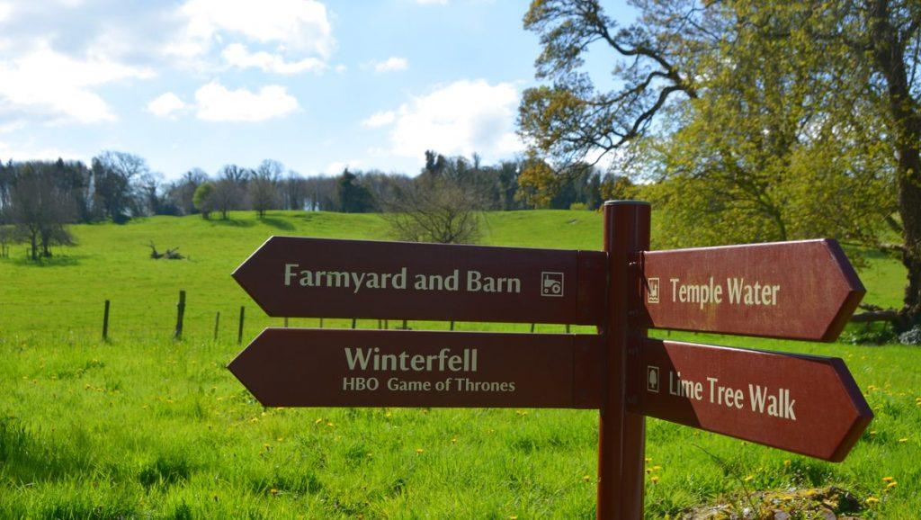 Det finns gott om inspelningsplatser för Game of Thrones i Nordirland