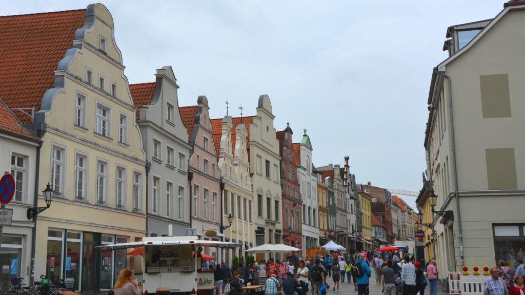 Wismar i Tyskland - se och göra i Wismar