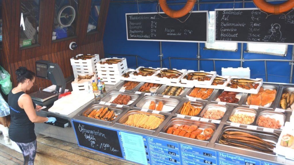 Wismar fiskaffär