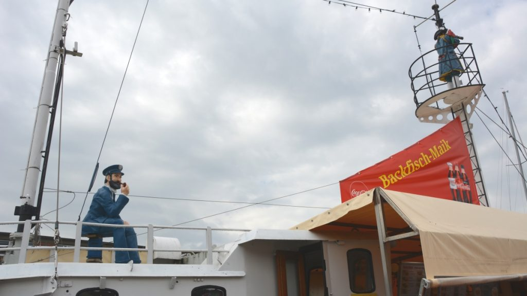 Wismar skepp