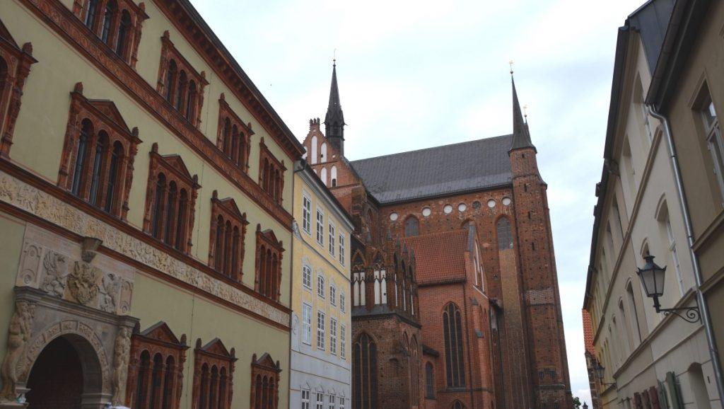 Wismar stad