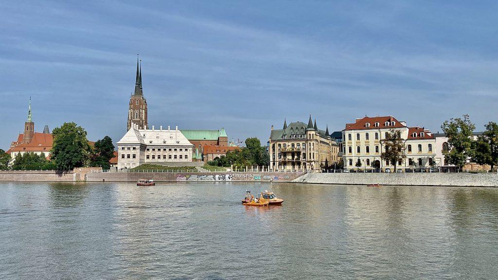 Katedralön i Wroclaw