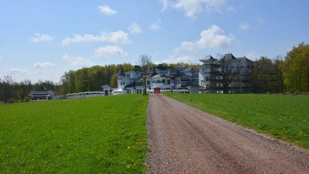 Yangtorp, qigongtempel i Skåne