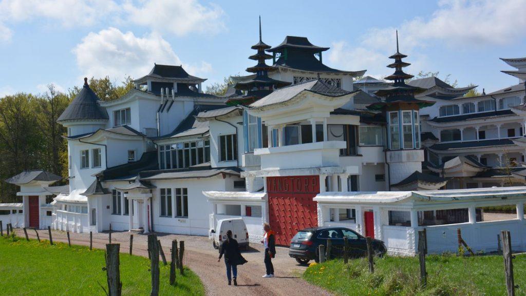 Yangtorp, qigong-tempel i Skåne