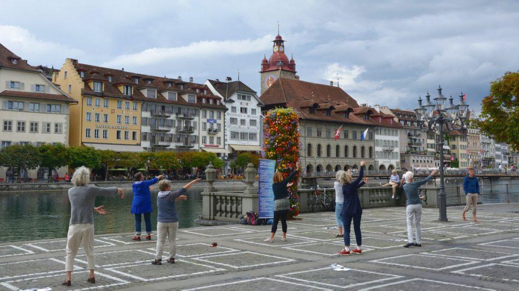 Yoga i Luzern