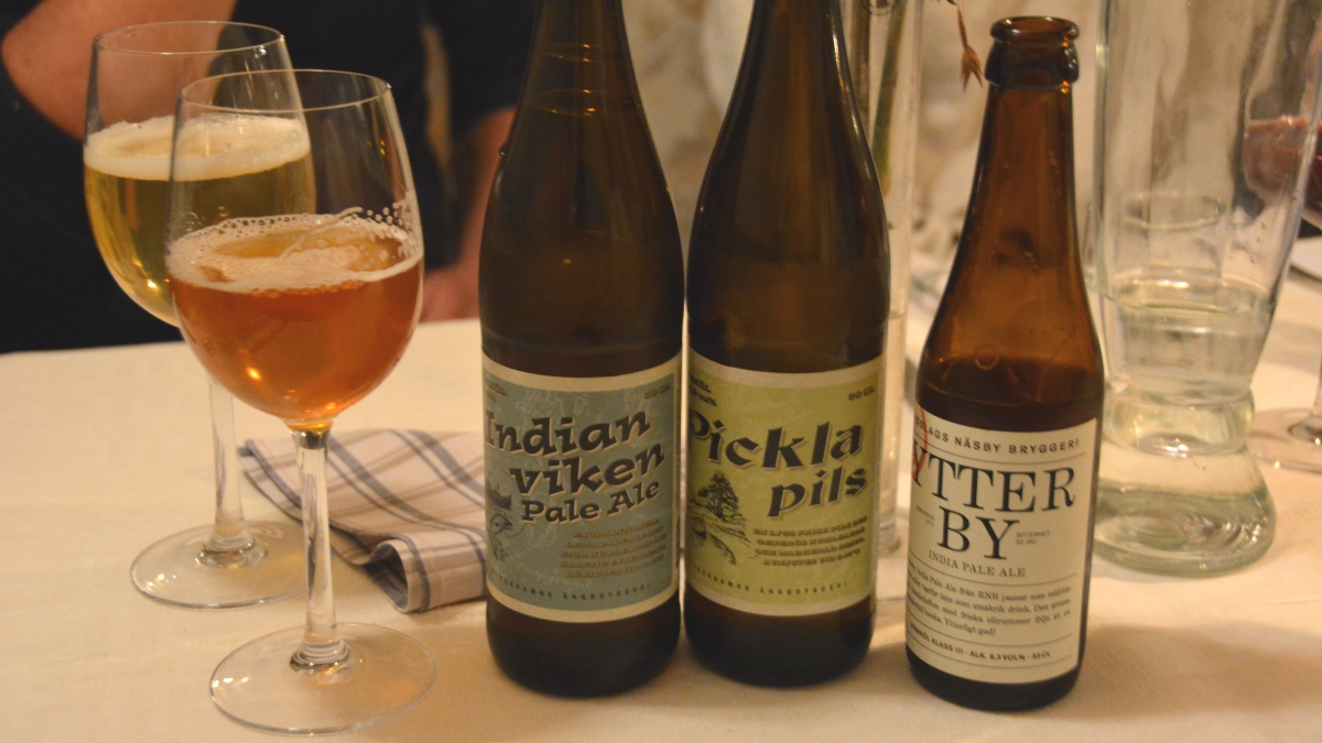 Ytterby öl