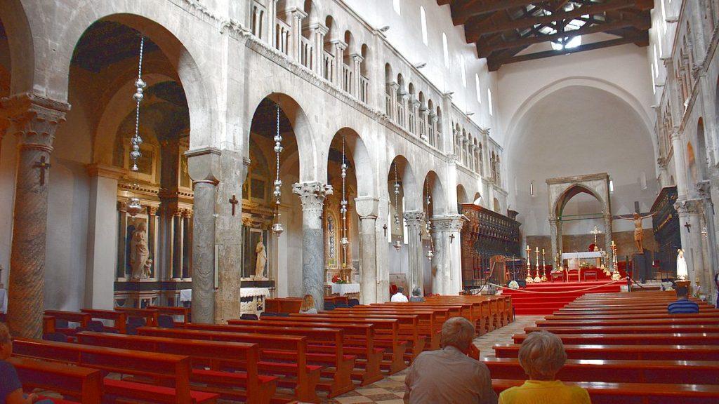 katedralen i zadar
