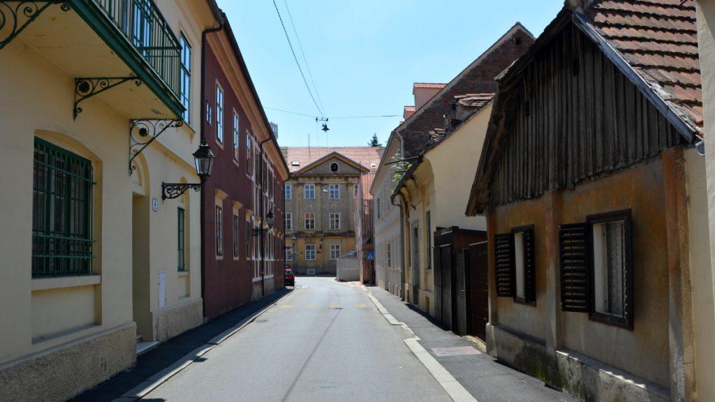 Stadsvandring i Zagreb