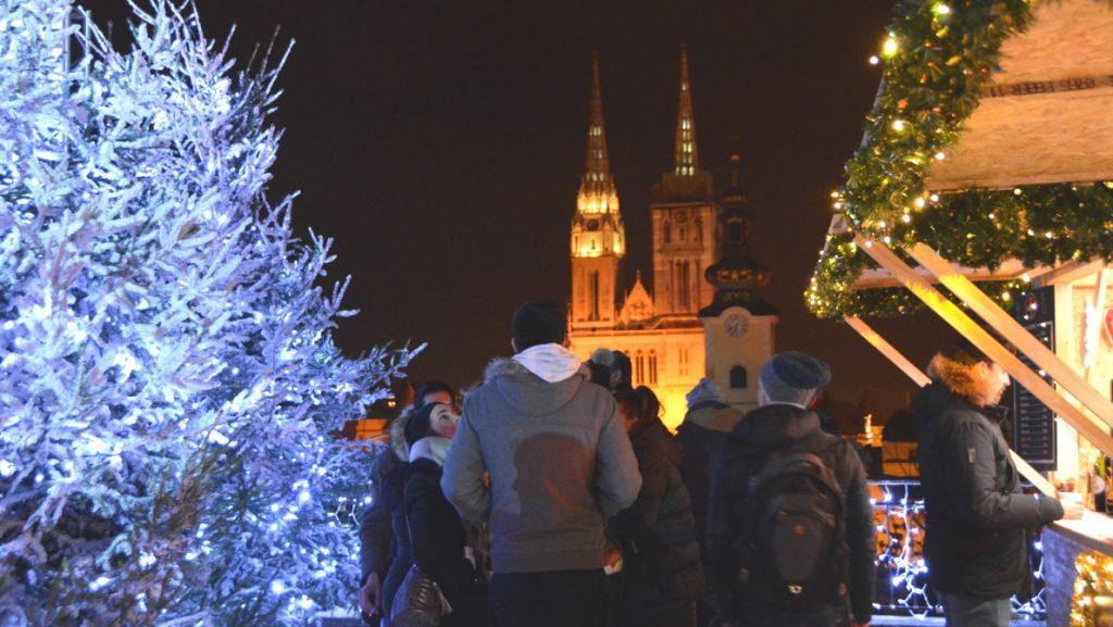 Zagreb julmarknad