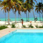 Att resa till Zanzibar