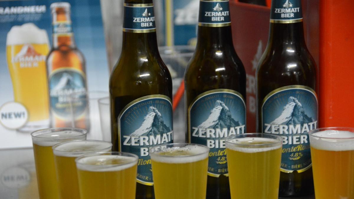 Zermatt bier
