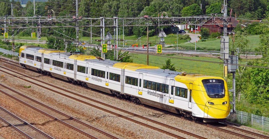 Arlanda Express till Arlanda