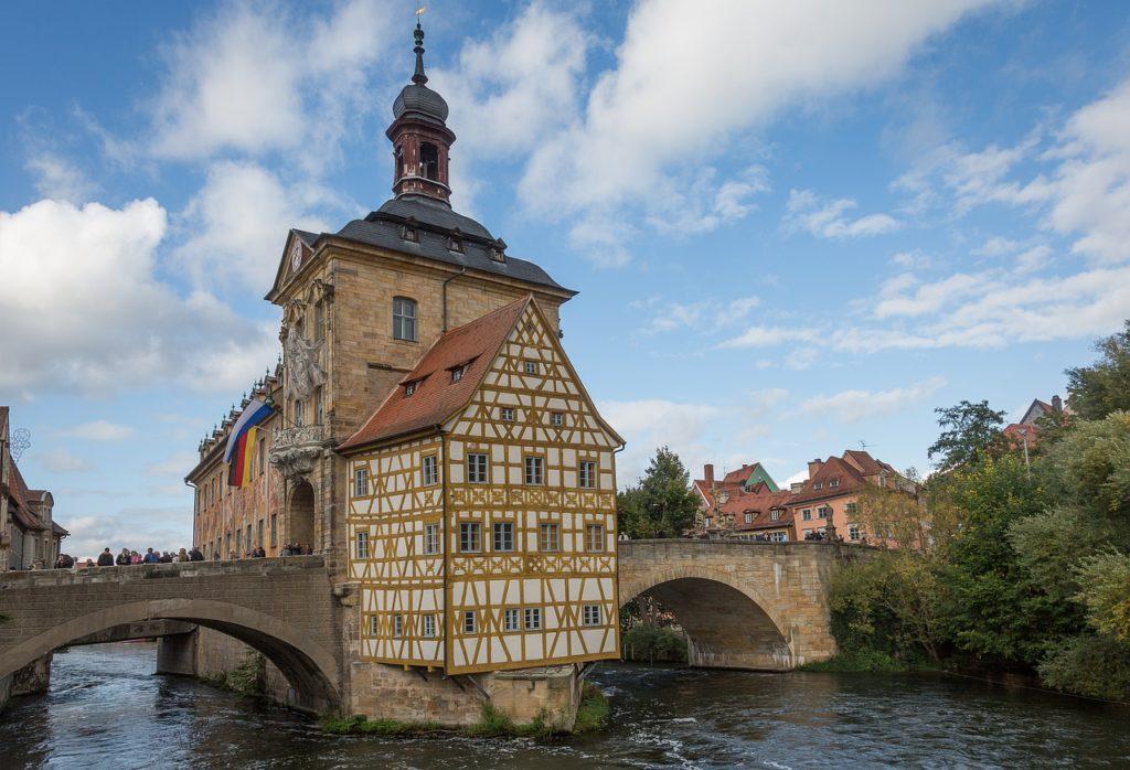 Bamberg - göra i Tyskland