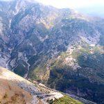 Med husbil på Albaniens bergsvägar