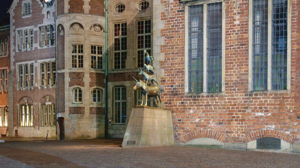 Stadsmusikanterna i Bremen