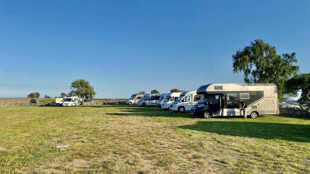 Kristianopel camping