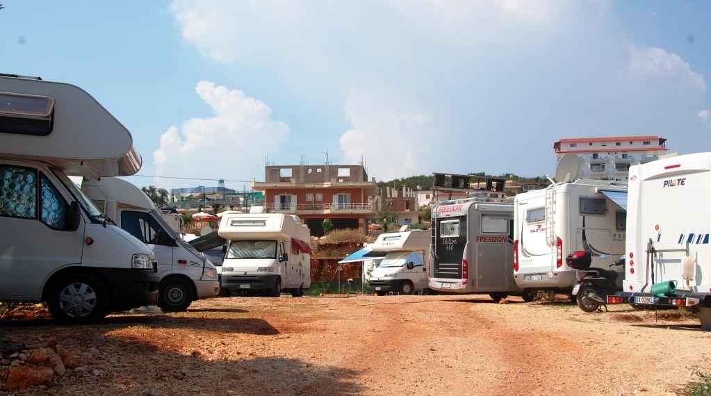 camping-Ksamil