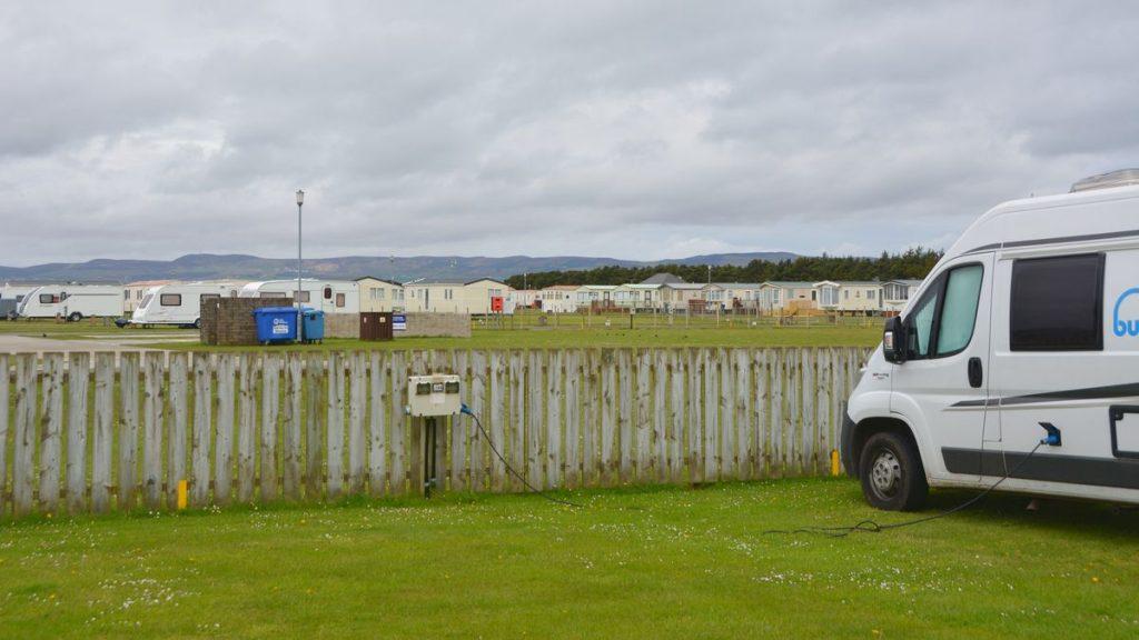Camping Nordirland