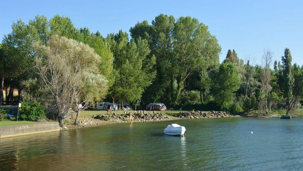 camping i Umbrien