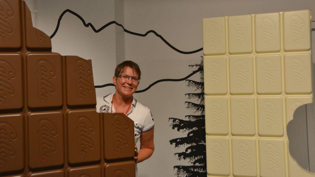 schweizisk choklad