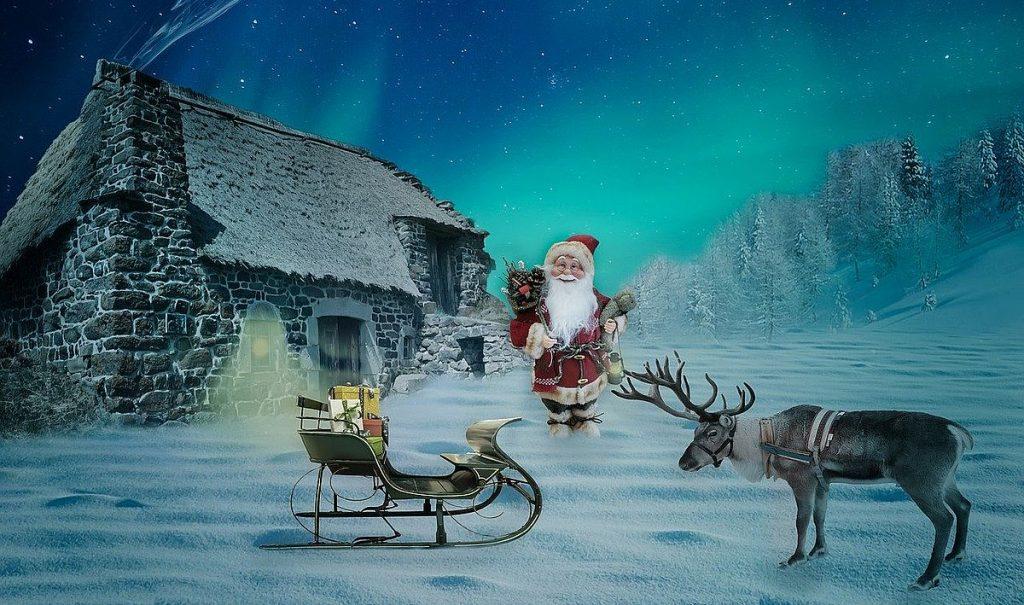 Fakta om jultomten