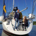 Veckans Gäst: Mads Poulsen och Lotta Logård, Jorden Runt-seglare
