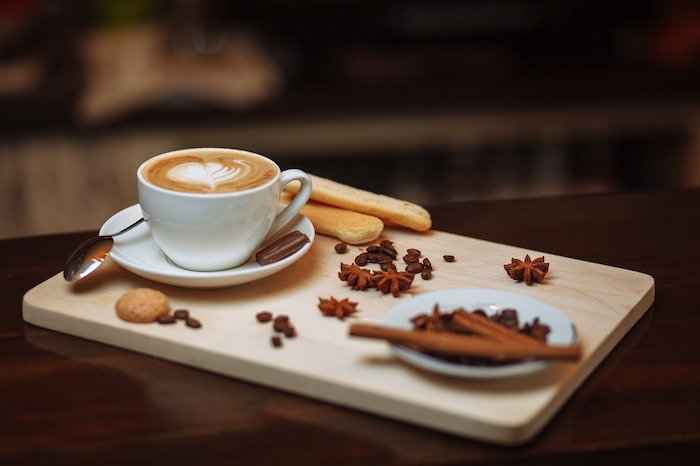 Kaffe på Irland