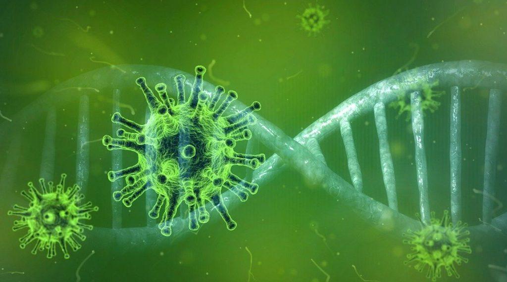 Coronavirusets spridning