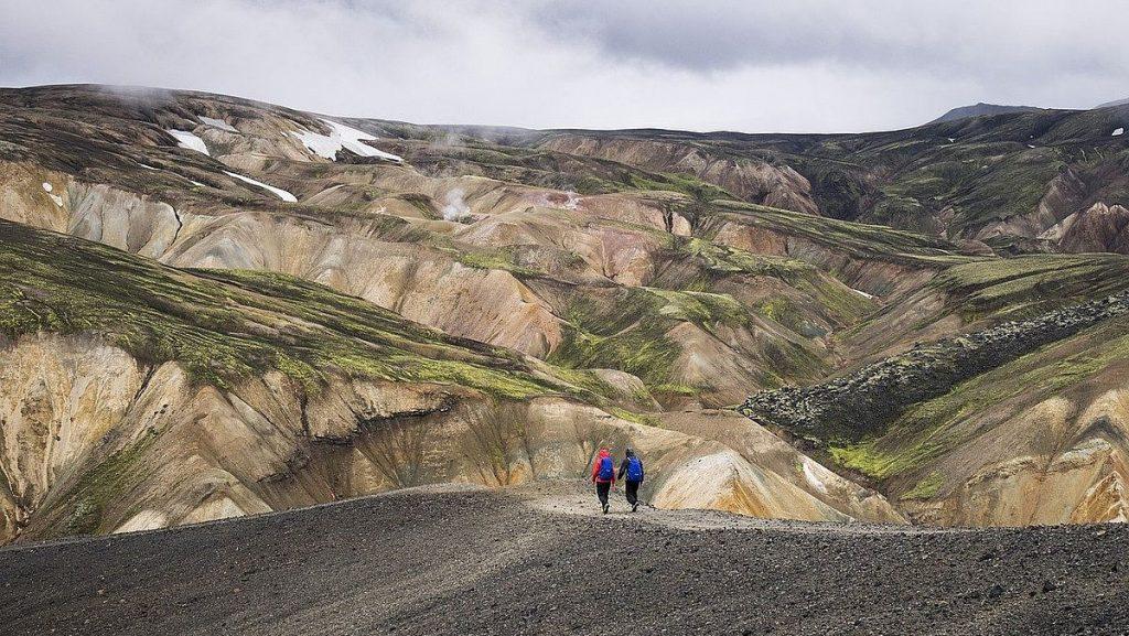 Vulkaner på Island