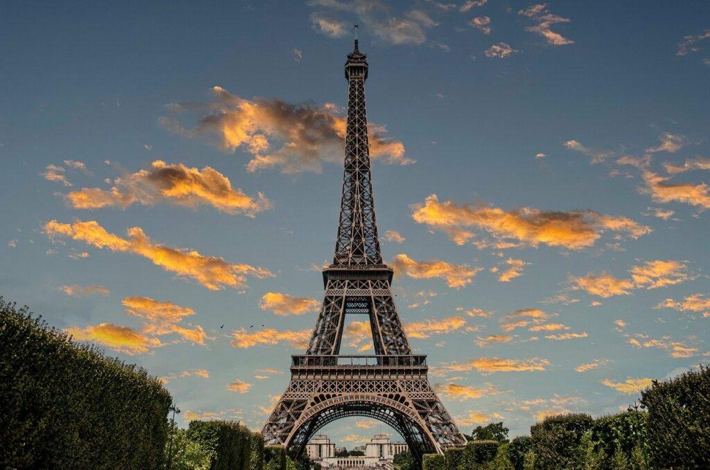 Fakta om Frankrike - Eiffeltornet