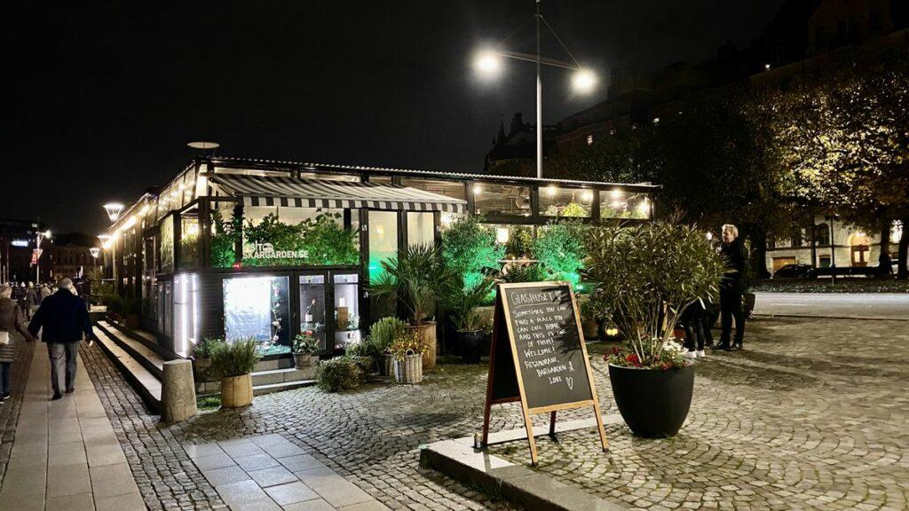 Glashuset Restaurang & Bar