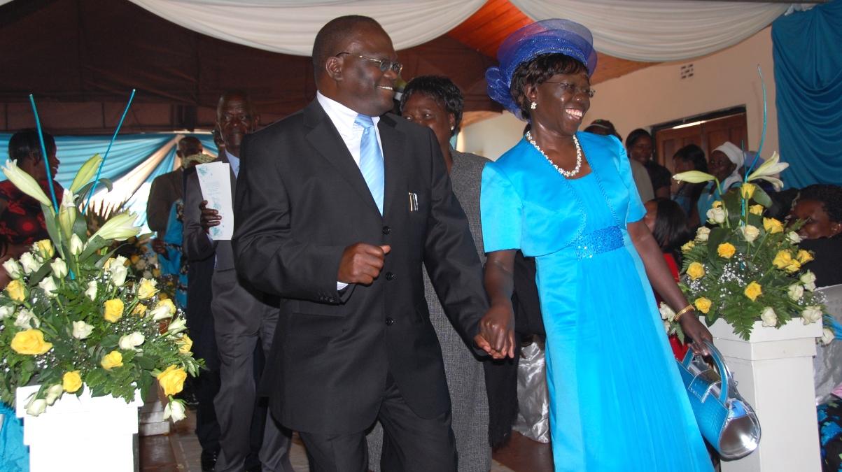 Föräldrar till bröllop
