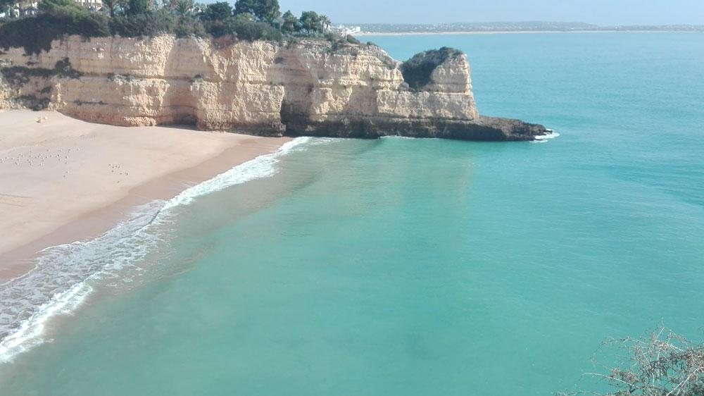 Flytta till Portugal - strand