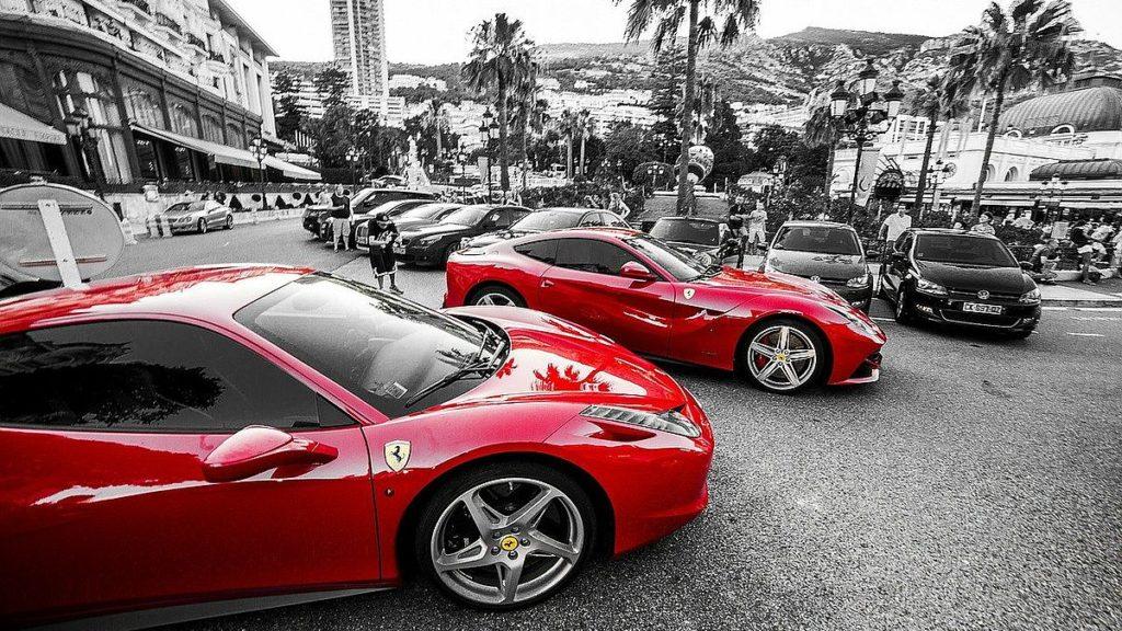 Bilar i Monte Carlo