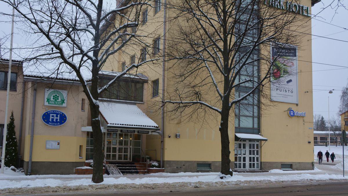 Finlandia Park hotell