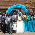 Bröllop i Kenya