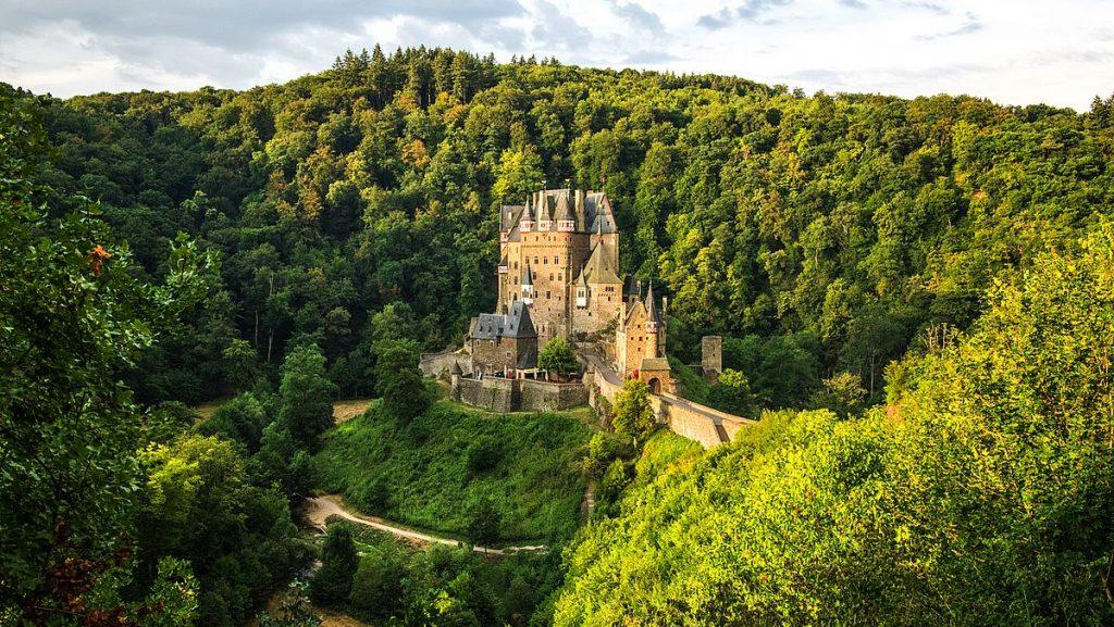 Slott i Tyskland